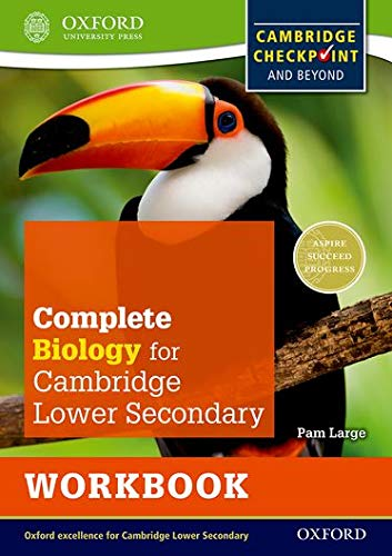 9780198390220: Complete Biology for Cambridge Secondary 1 Workbook: For Cambridge Checkpoint and beyond