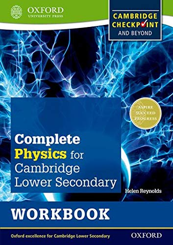 9780198390251: Complete Physics for Cambridge Secondary 1 Workbook: For Cambridge Checkpoint and beyond