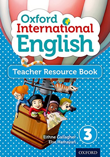 9780198390336: Oxford International Primary English Teacher Resource Book 3 (International English)