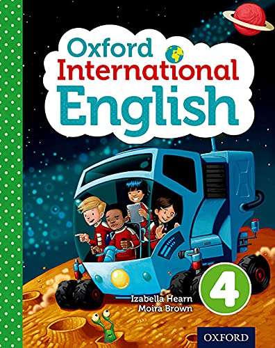 9780198390343: Oxford International Primary English Student Book 4