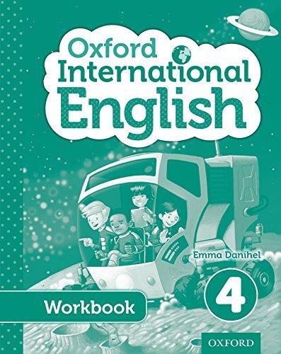 9780198390350: Oxford International Primary English Student Workbook 4