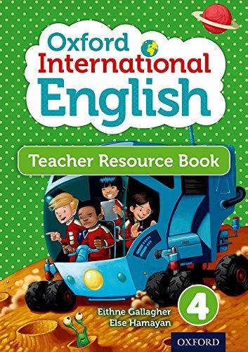 9780198390367: Oxford International Primary English Teacher Resource Book 4