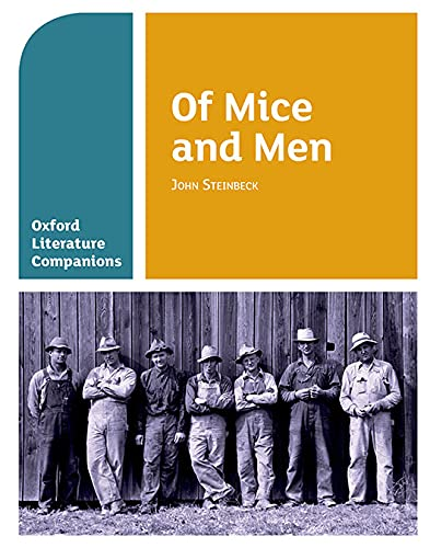 9780198390428: Of Mice and Men (Oxford Literature Companions)