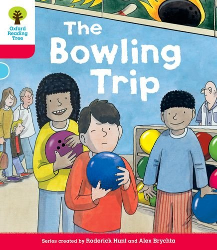 9780198390527: Oxford Reading Tree: Decode and Develop More a Level 4: The Bowling Trip
