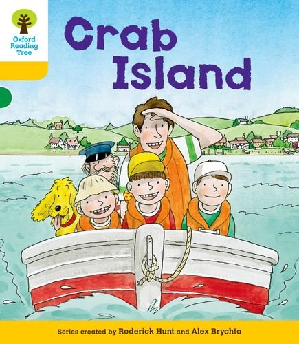 Oxford Reading Tree: Decode and Develop More A Level 5: Crab Island (Paperback): Roderick Hunt, ...