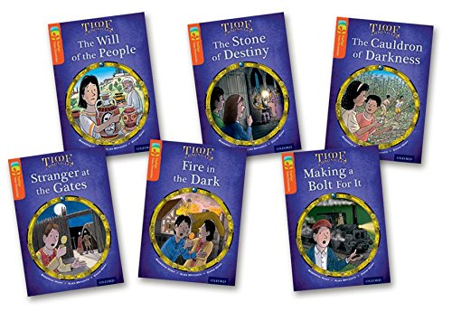 9780198391043: Oxford Reading Tree TreeTops Time Chronicles: Level 13: Pack of 6