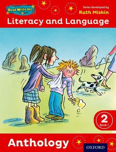 Read Write Inc.: Literacy Language: Year 2 Anthologies Pack of 45 (Paperback): Ruth Miskin, Janey ...
