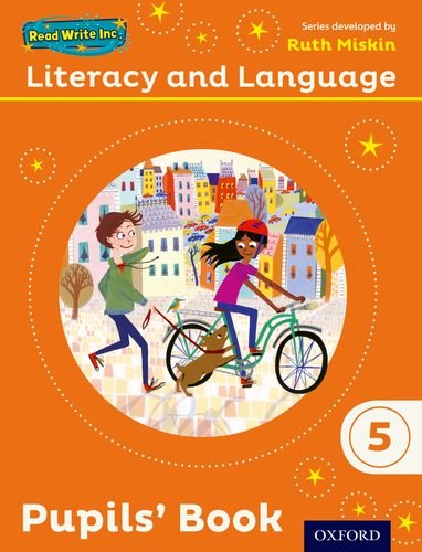 Read Write Inc.: Literacy Language: Year 5 Pupils Book Pack of 15 (Paperback): Ruth Miskin, Janey ...