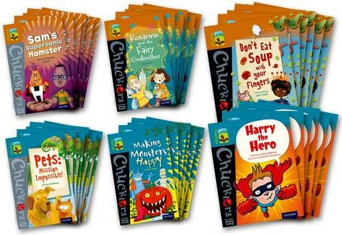 9780198391746: Oxford Reading Tree TreeTops Chucklers: Oxford Level 8-9: Pack of 36