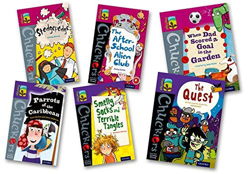 9780198391814: Oxford Reading Tree TreeTops Chucklers: Level 10-11: Pack of 6