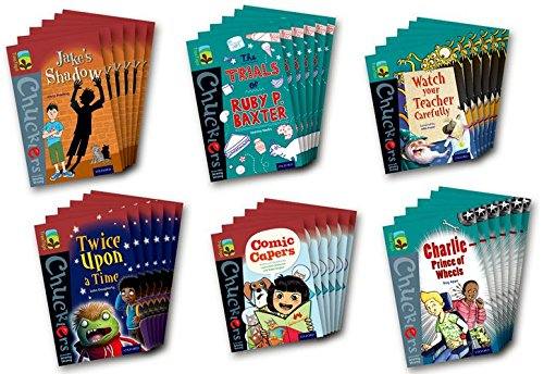 Oxford Reading Tree TreeTops Chucklers: Level 15-16: Pack of 36: Dougherty, John, Powling, Chris, ...