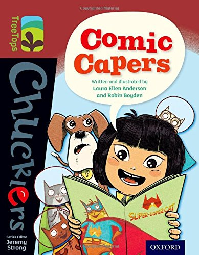 9780198392040: Oxford Reading Tree Treetops Chucklers: Level 15: Comic Capers