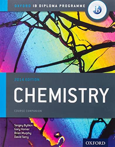 9780198392125: Oxford IB Diploma Program Chemistry: Course Companion