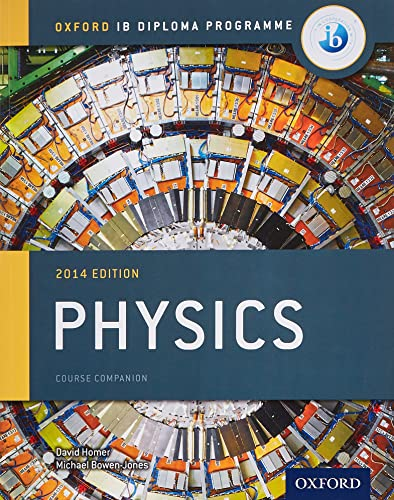 9780198392132: Oxford IB Diploma Programme: Physics Course Companion