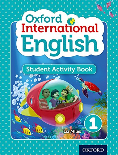 9780198392163: Oxford International English Student Activity Book 1