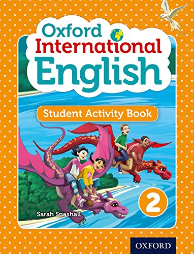 9780198392187: Oxford International English Student Activity Book 2