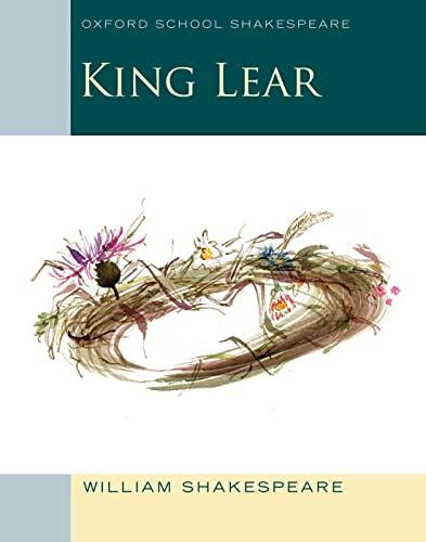9780198392224: King Lear: Oxford School Shakespeare