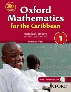 9780198392248: Oxford Maths for the Caribbean Wrk Bk 1
