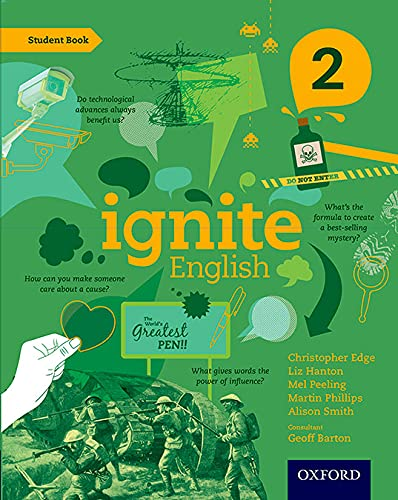 9780198392439: Ignite English: Student Book 2