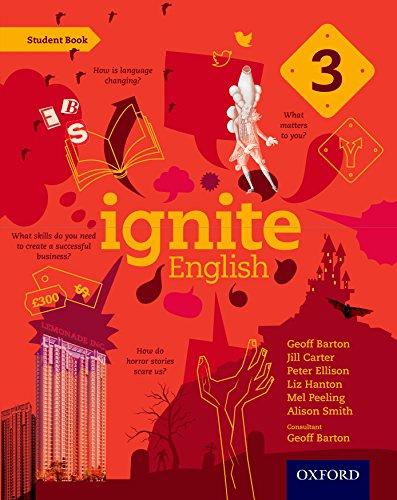9780198392446: Ignite English: Student Book 3