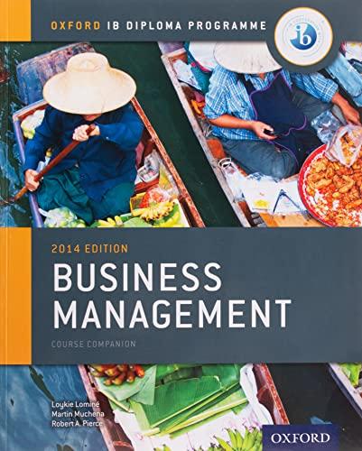 9780198392811: Oxford IB Diploma Programme: Ib course book: business management. Per le Scuole superiori. Con espansione online
