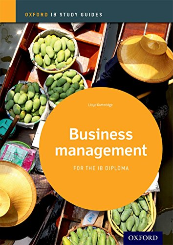 9780198392828: Business Management Study Guide 2014 edition: Oxford IB Diploma Programme