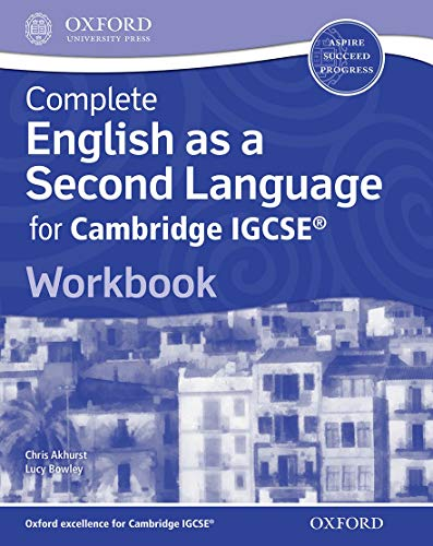 9780198392873: English as a Second Language for Cambridge IGCSERG: Workbook
