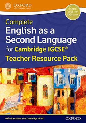 9780198392897: English as a Second Language for Cambridge IGCSERG: Teacher Resource Pack