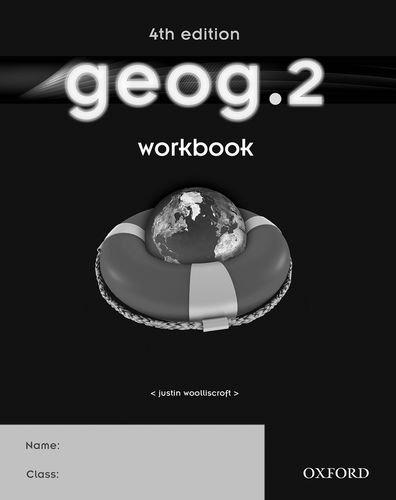 Geog.2 Workbook (Paperback): Justin Woolliscroft