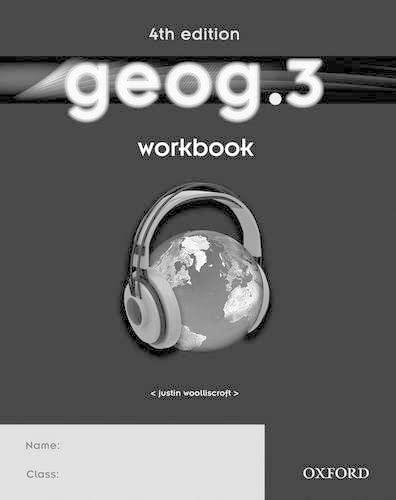 9780198393016: geog.3 4th edition Workbook (Pack of 10) (Geog 4th Edition)