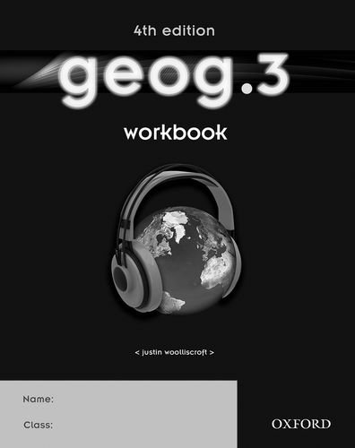 9780198393016: geog.3 4th edition Workbook (Pack of 10)