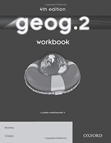 9780198393061: geog.2  4th edition Workbook (Geog 4th Edition)