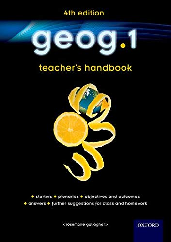 9780198393085: geog.1 4th edition Teacher's Handbook (Geog123 4th Edition)