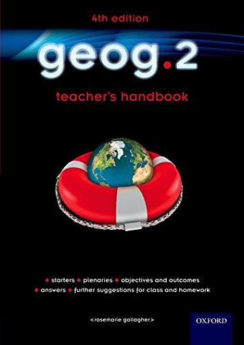 9780198393092: Geog.2 Teacher's Handbook