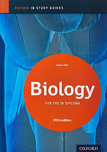 9780198393511: IB Biology Study Guide: 2014 edition: Oxford IB Diploma Program