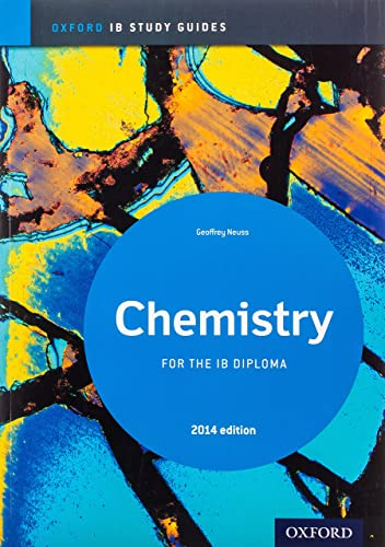9780198393535: Chemistry Study Guide 2014 edition: Oxford IB Diploma Programme