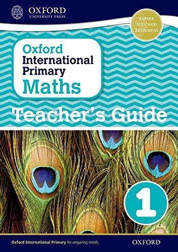 9780198394594: Oxford International Primary Maths Stage 1: Age 5-6 Student Workbook 1