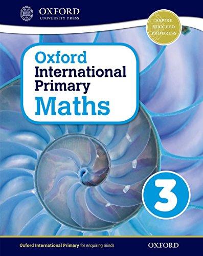 9780198394617: Oxford International Primary Maths Primary 4-11 Student Workbook 3