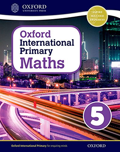 9780198394631: Oxford International Primary Maths: Stage 5: Age 9-10: Student Workbook 5