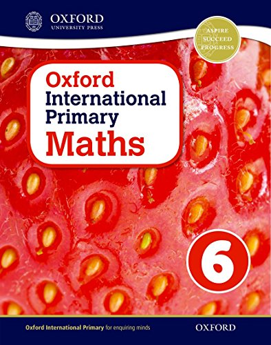 9780198394648: Oxford International Primary Maths: Stage 6: Age 10 -11: Student Workbook 6stage 6, Age 10-11