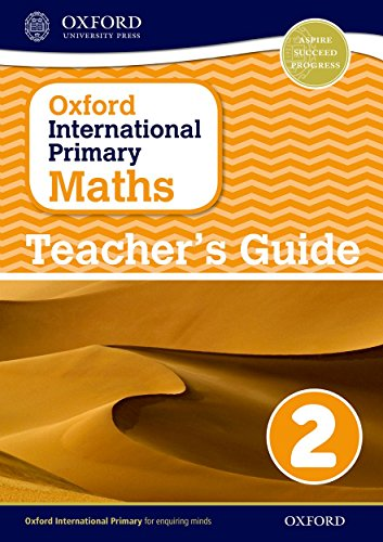 9780198394662: Oxford International Primary Maths Stage 2: Age 6-7 Teacher's Guide 2