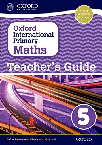 9780198394693: Oxford International Primary Maths: Stage 5: Age 9-10: Teacher's Guide 5