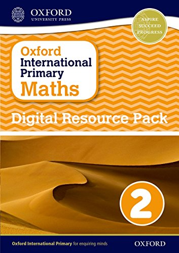 9780198394723: Oxford International Primary Maths Digital Resource Pack 2