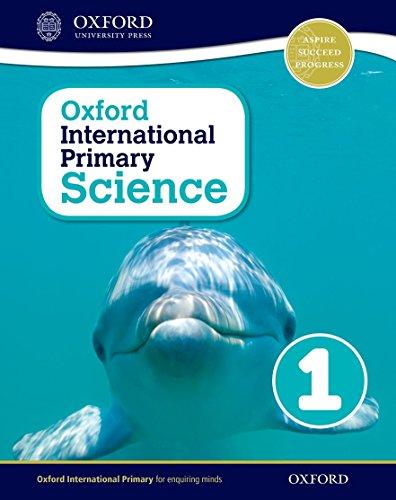 9780198394778: Oxford International Primary Science: Stage 1: Age 5-6: Student Workbook 1
