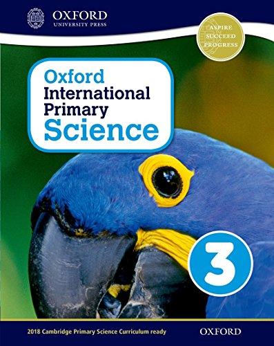 9780198394792: Oxford International Primary Science Stage 3: Age 7-8 Student Workbook 3