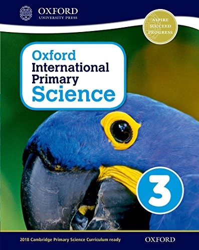 9780198394792: Oxford International Primary Science: Stage 3: Age 7-8: Student Workbook 3