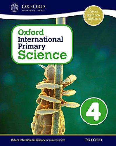 9780198394808: Oxford International Primary Science: Stage 4: Age 8-9: Student Workbook 4