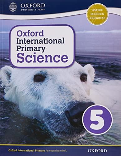 9780198394815: Oxford International Primary Science Stage 5: Age 9-10 Student Workbook 5