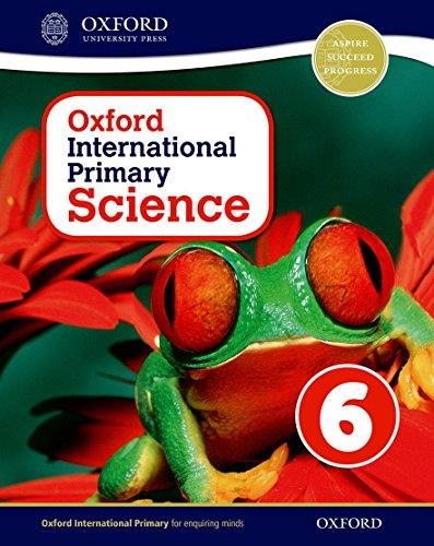 9780198394822: Oxford International Primary Science Stage 6: Age 10-11 Student Workbook 6