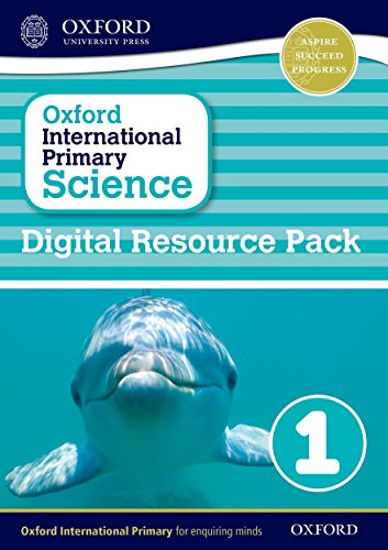 9780198394891: Oxford International Primary Science: Digital Resource Pack 1